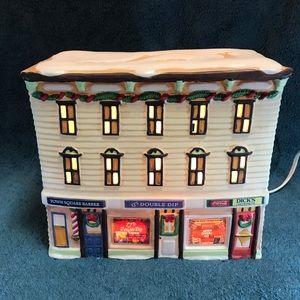 Vintage 1992 Coca Cola Dicks Corner Luncheonette